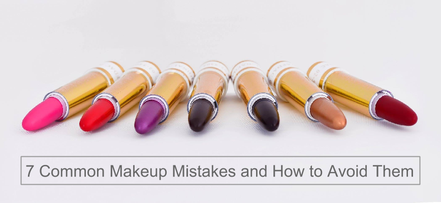 7 Common Makeup Mistakes and How to Avoid Them