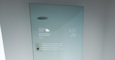 examples of smart mirrors