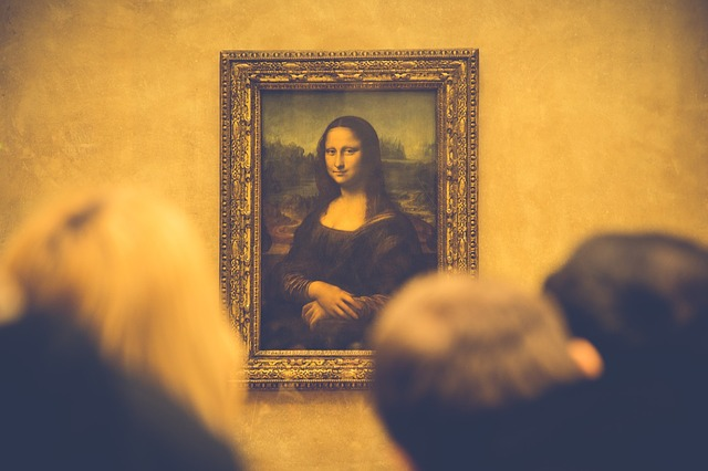 Leonardo Da Vinci's The Mona Lisa